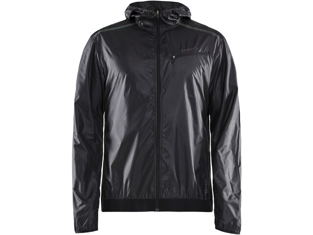 Craft Wind Jacket Men, black